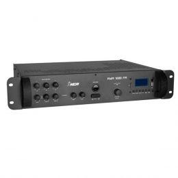 Amplificador Som Ambiente 250W 4 Ohms c/ USB - PWM 1000 FM NCA