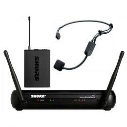 Microfone s/ Fio Headset - SVX 14 BR PGA 31 Shure