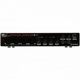Interface de Áudio 6 IN x 4 OUT c/ USB UR44 - Steinberg