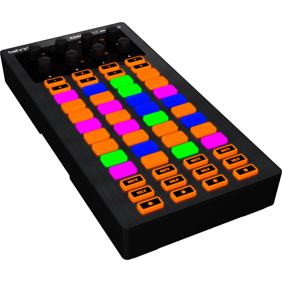 Controladora Midi USB DJ CMD LC 1 - Behringer