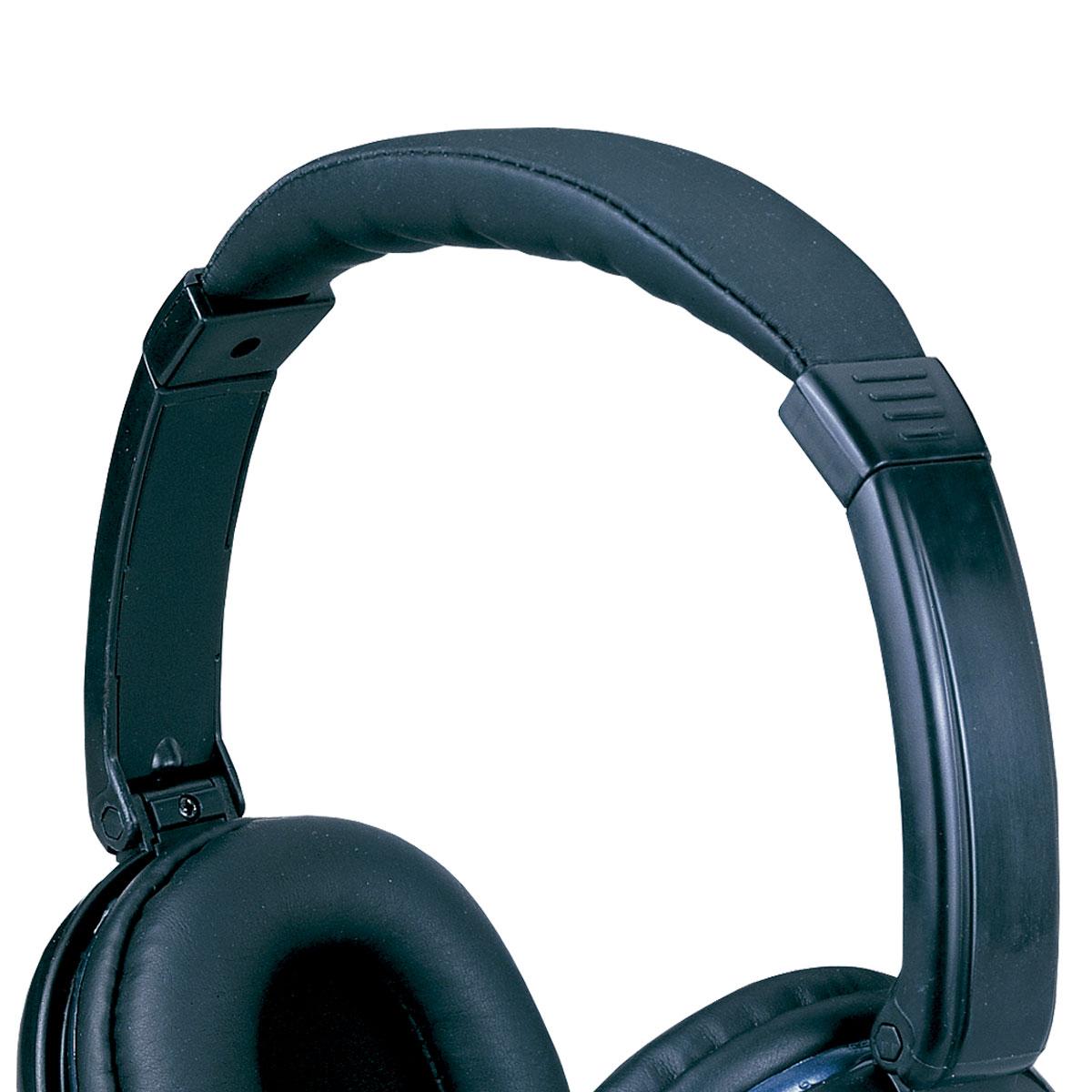 Fone de Ouvido Over-ear p/ DJ 20Hz - 20KHz 32 Ohms - CD 85 Yoga
