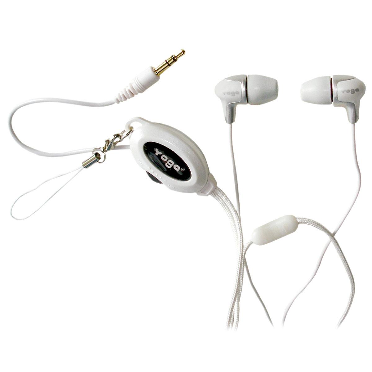 Fone de Ouvido In-ear 10 Hz - 20 KHz 14 Ohms - CD 368 Yoga