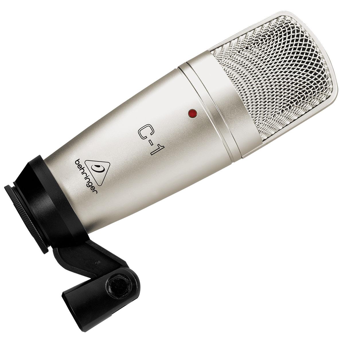 Microfone c/ Fio Condensador - C 1 Behringer