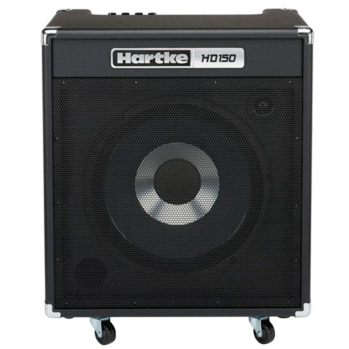 HD150 - Amplificador Combo p/ Contrabaixo HD 150 - Hartke