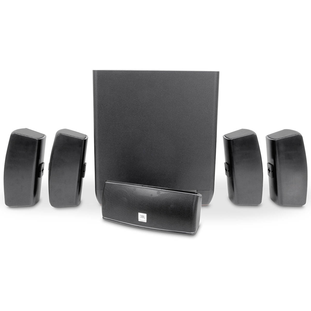 Caixa Home Theater 5.1 - Cinema 610 JBL