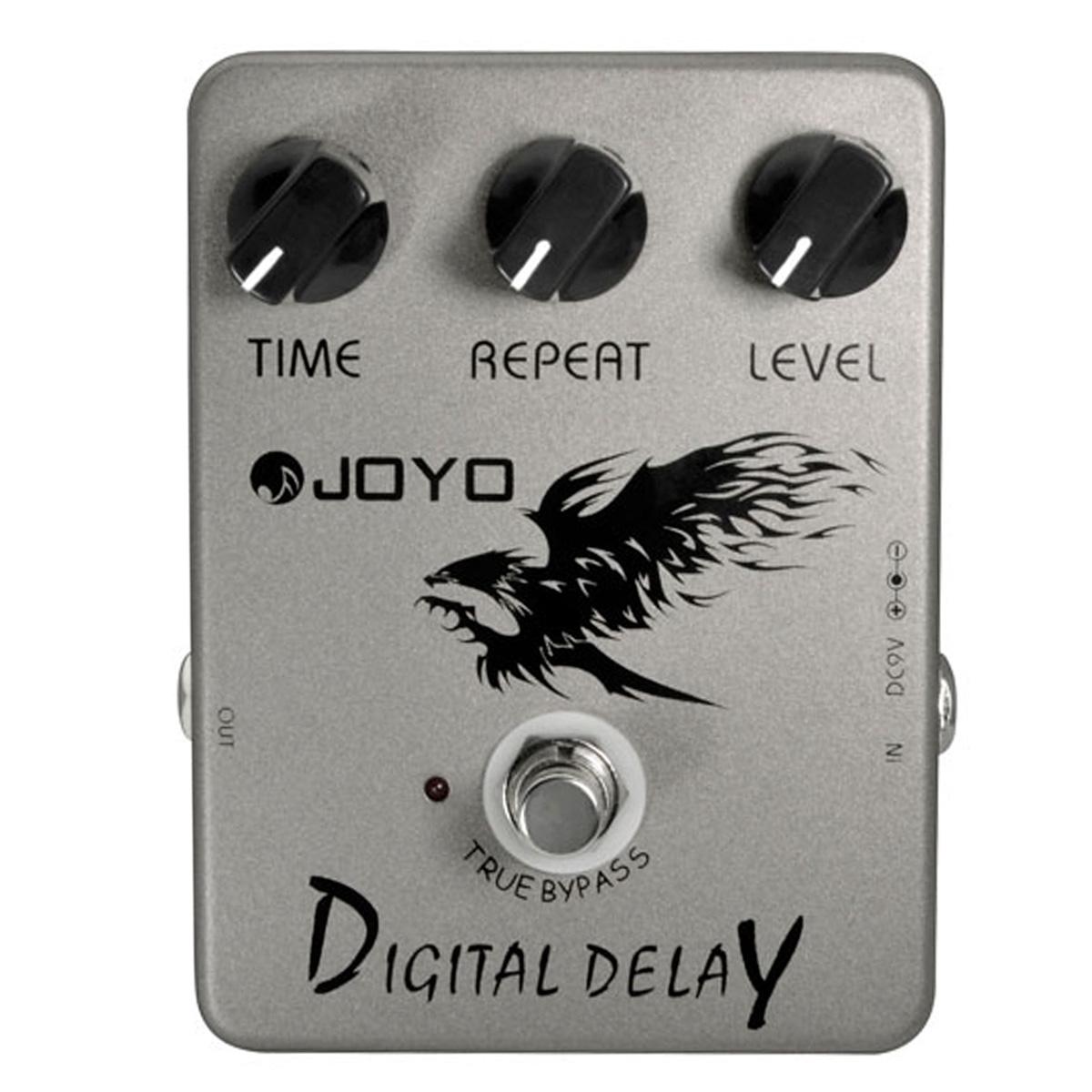 Pedal Delay p/ Guitarra - JF 08 JOYO