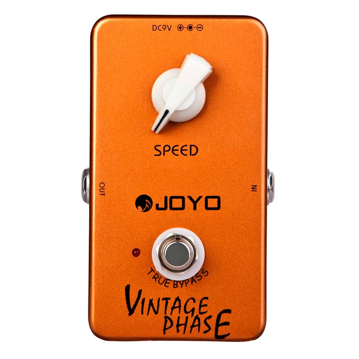 Pedal Phaser p/ Guitarra - JF 06 Joyo