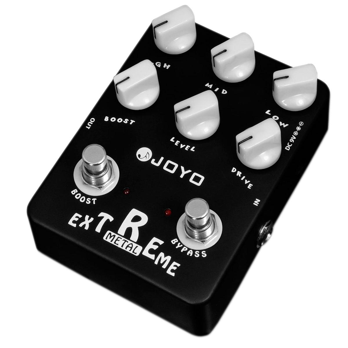 Pedal Emulador Extreme Metal p/ Guitarra - JF 17 Joyo
