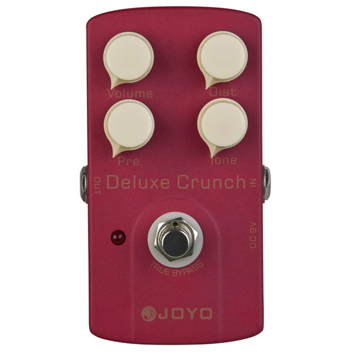 Pedal Distortion p/ Guitarra - JF 39 JOYO