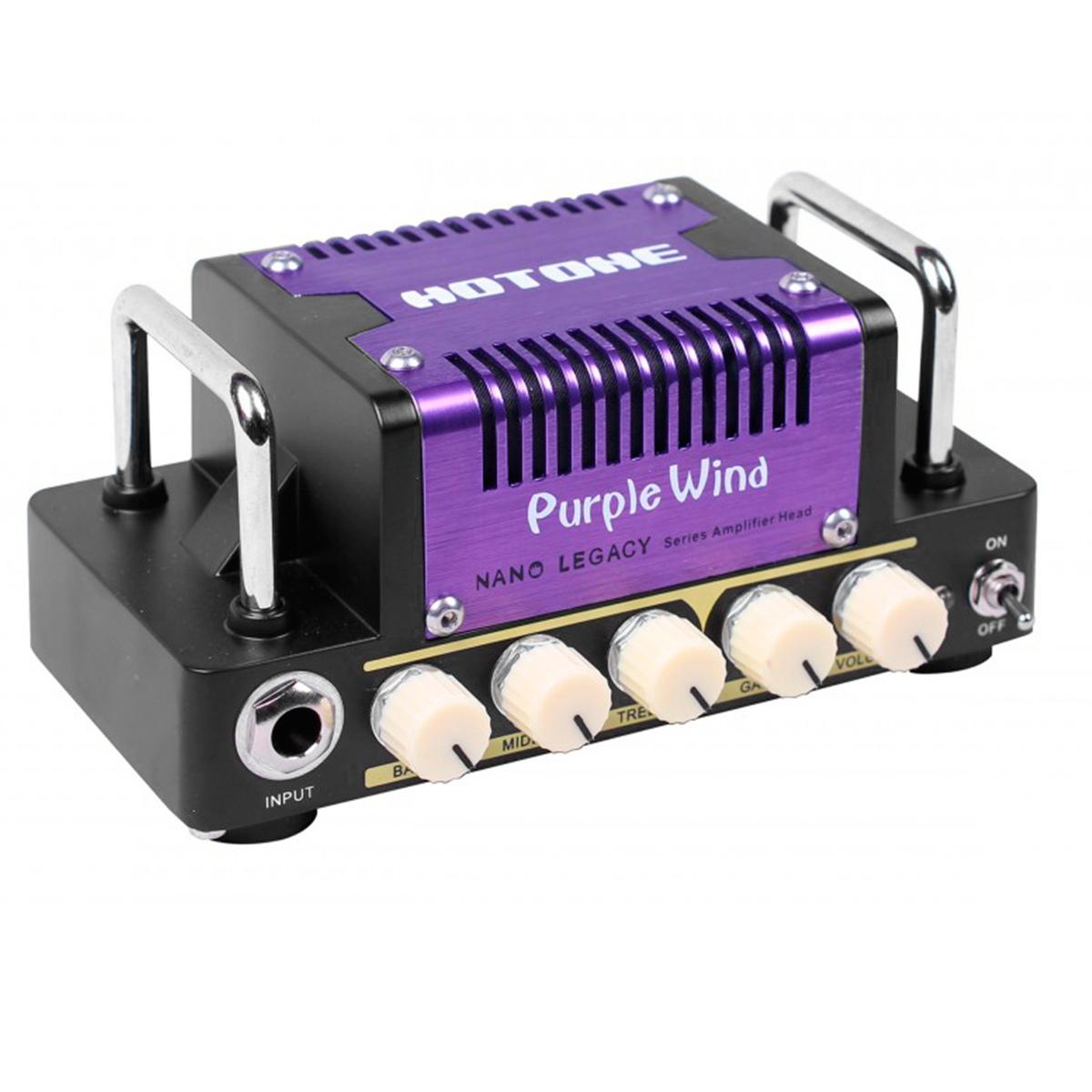 Cabeçote p/ Guitarra 5W - Purple Wind NLA 2 Hotone