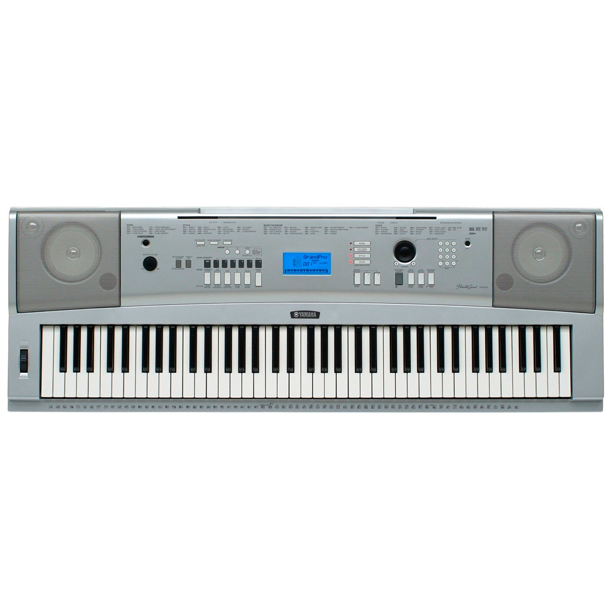 Piano Digital 76 Teclas - DGX 230 Yamaha