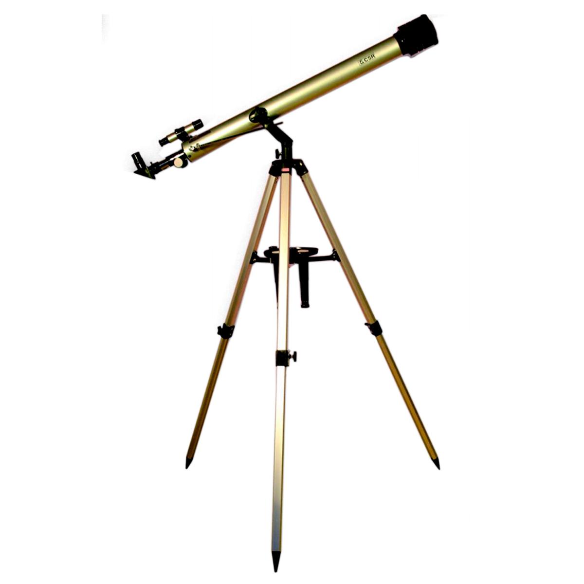 F90060M - Telescópio 40mm c/ Tripé F900 60M - CSR