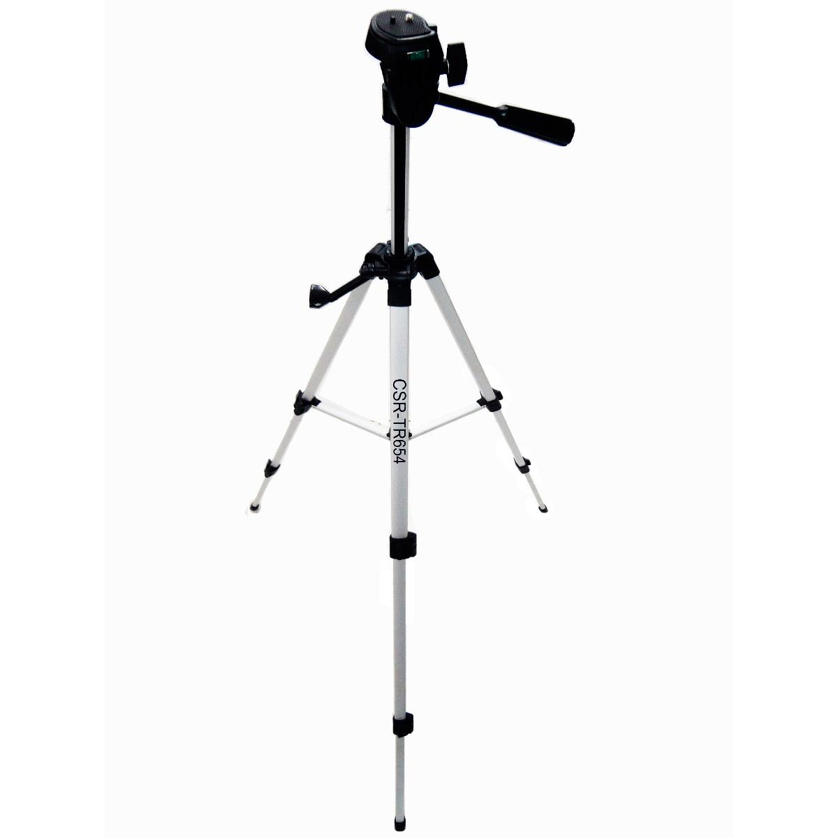 TR654 - Tripé para Filmadora TR 654 - CSR