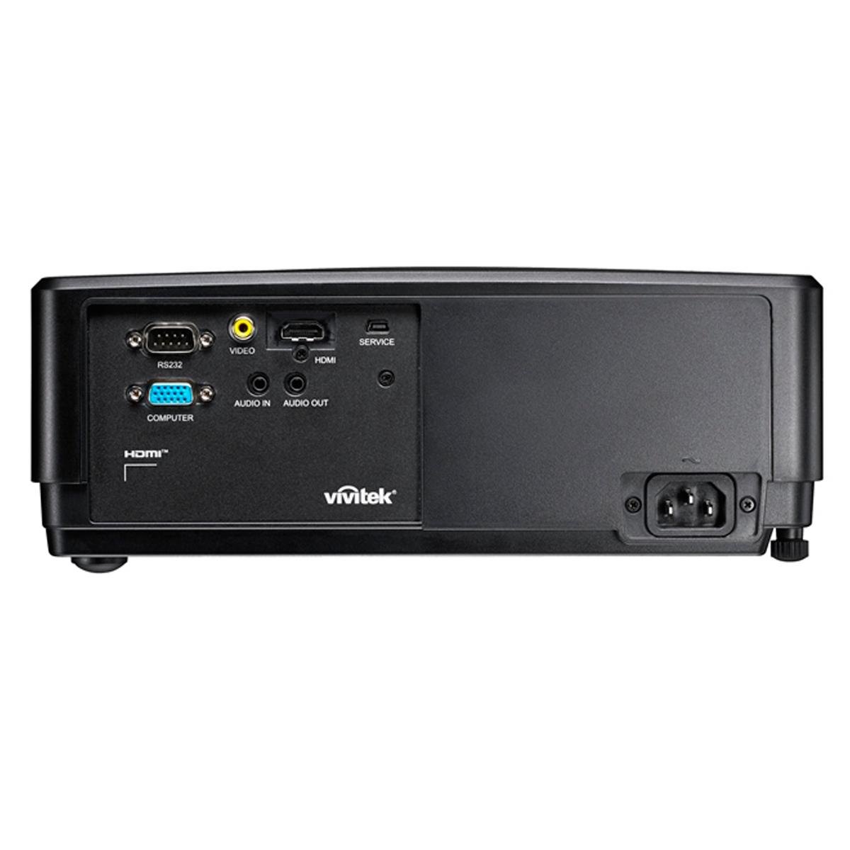 Projetor 3200 Lumens / SVGA / HDMI / 10000:1 DS 234 - Vivitek
