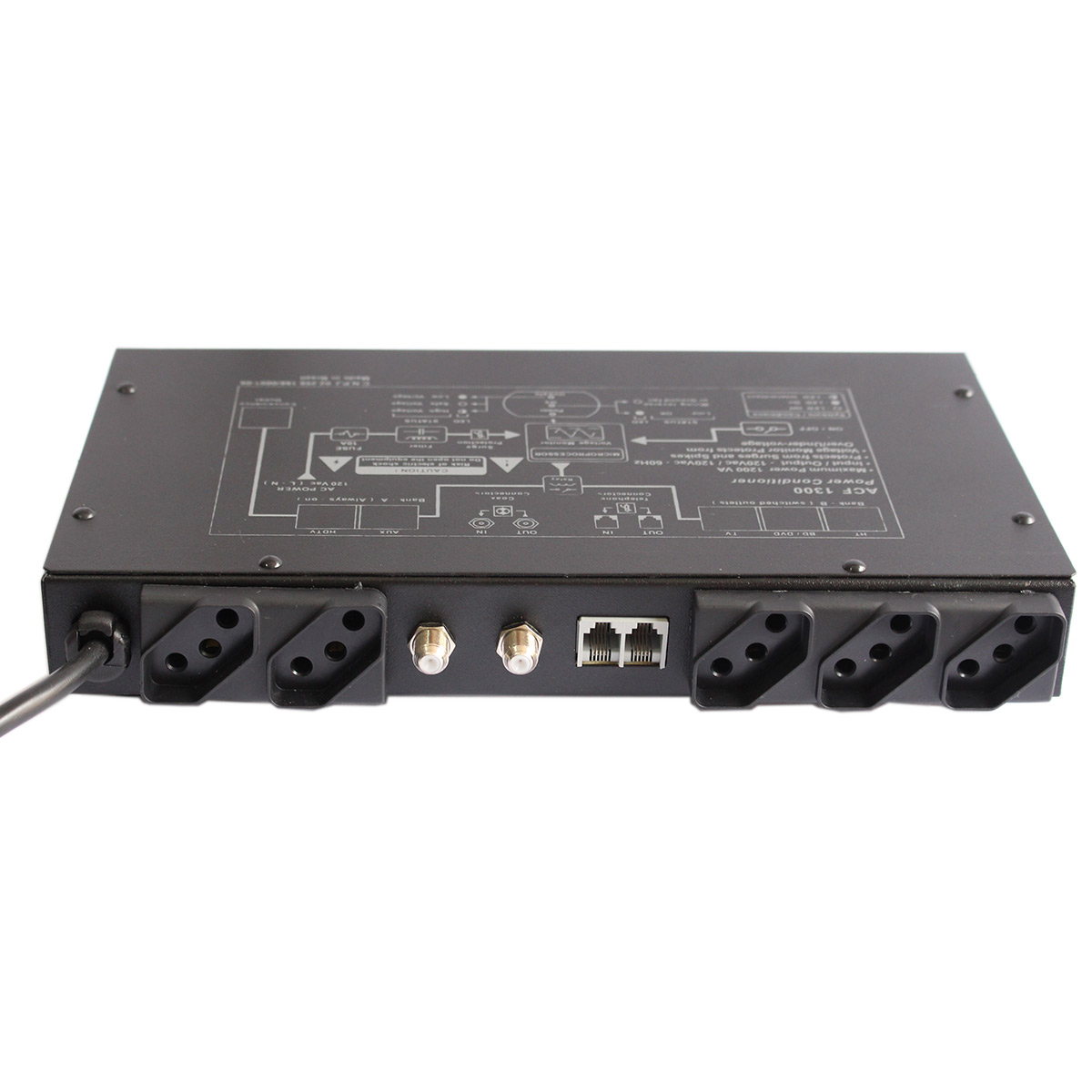 Condicionador de Energia 1200VA - ACF 1300 Upsai 110V