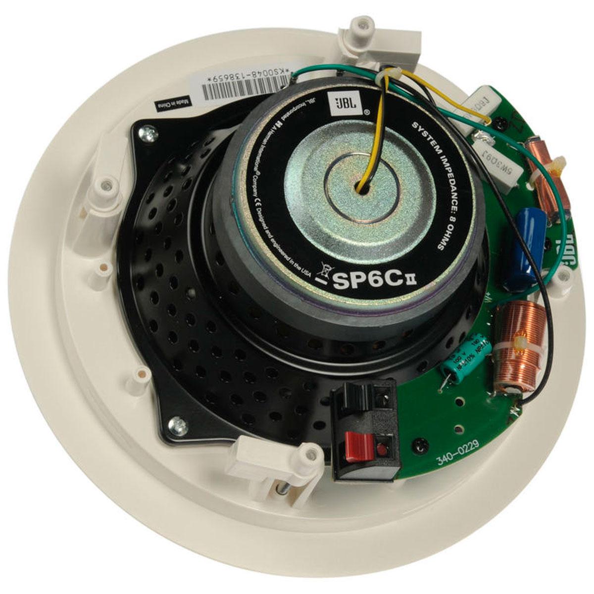 Arandela Coaxial Redonda Fal 6 Pol 80W - SP 6 C II JBL