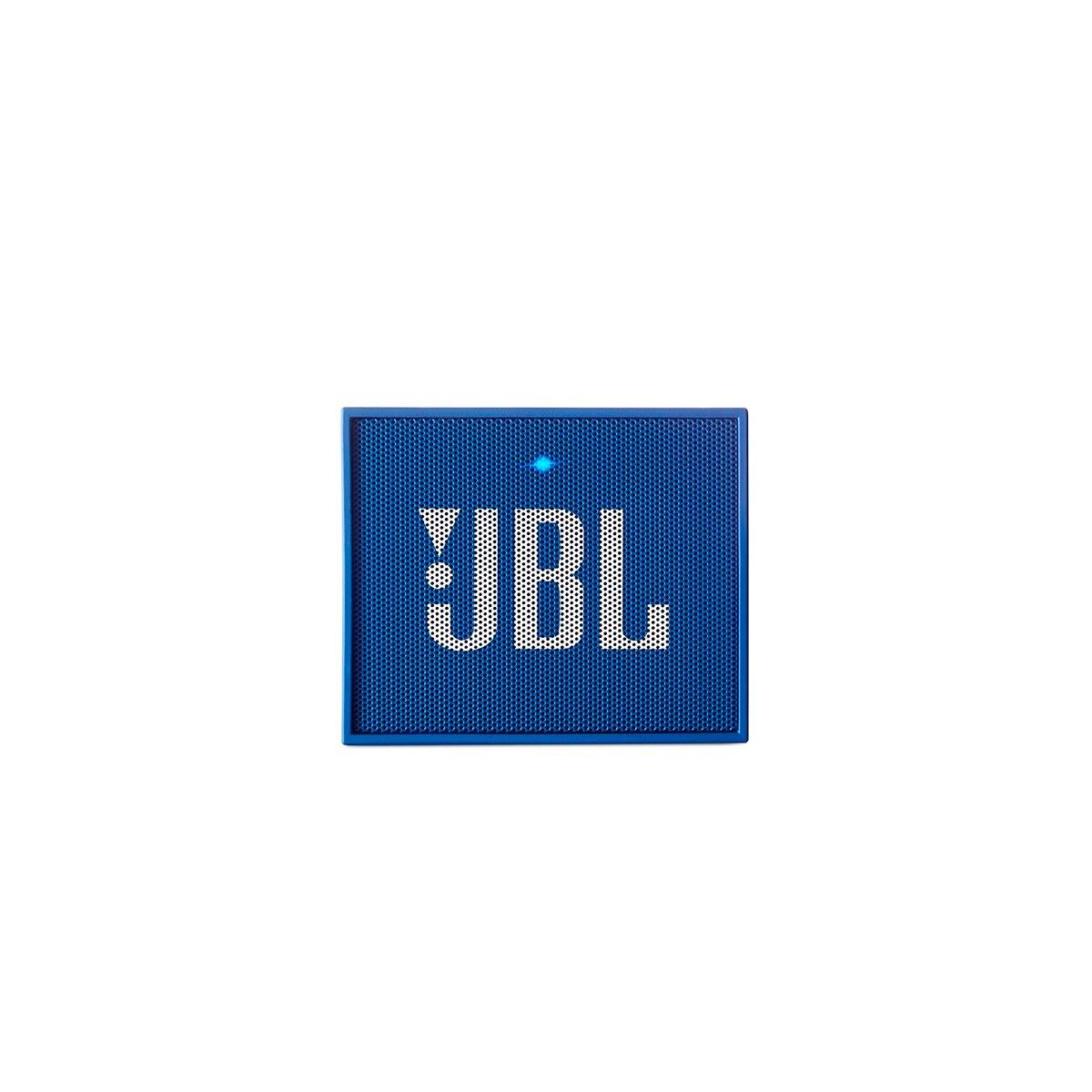 JBLGO - Caixa de Som Portátil 3W c/ Bluetooth JBL GO Azul - JBL