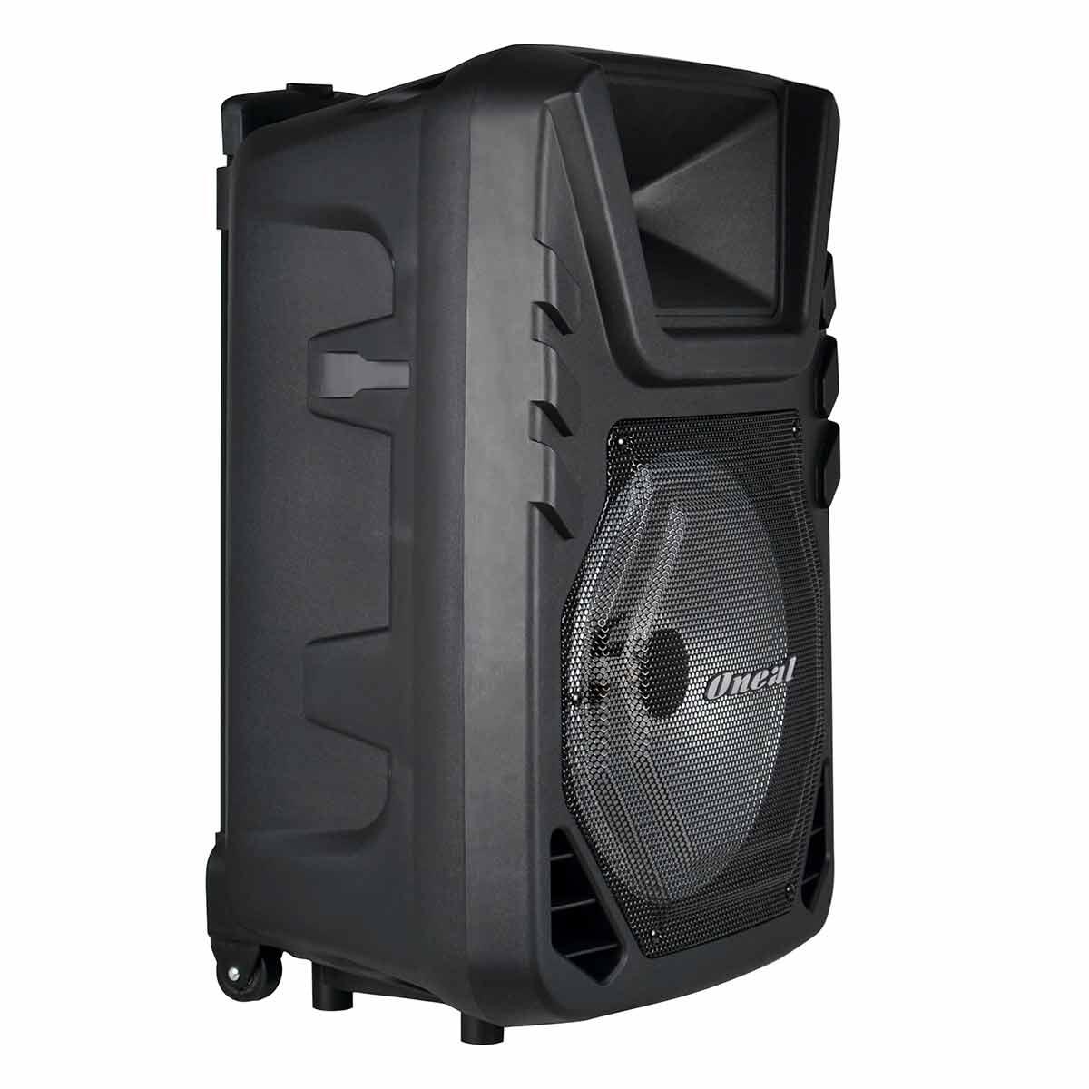 Caixa Portátil Fal 12 Pol 110W c/ USB / Bluetooth / Bateria - OMF 425 Oneal