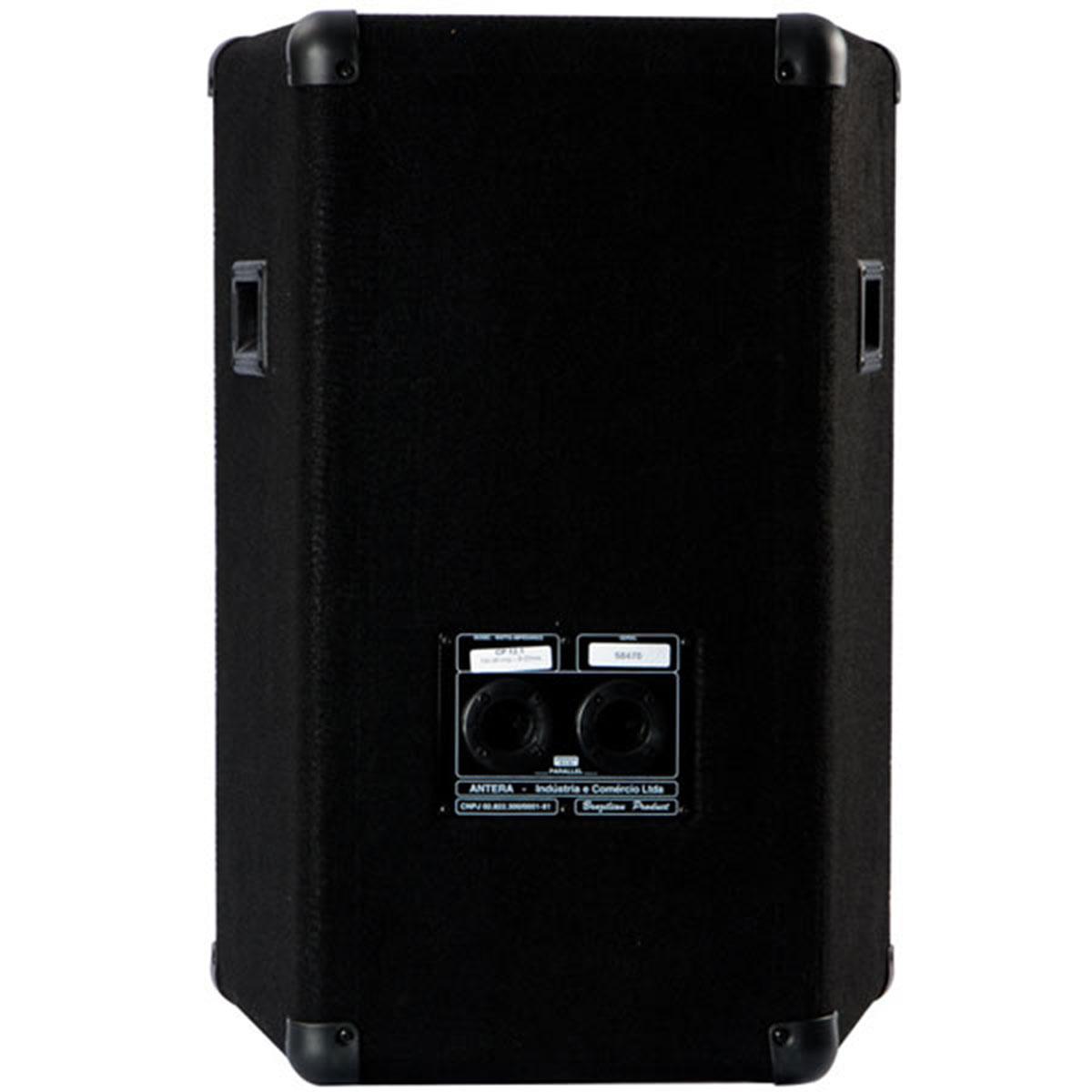 Caixa Passiva Fal 12 Pol 150W - CP 12.1 Antera