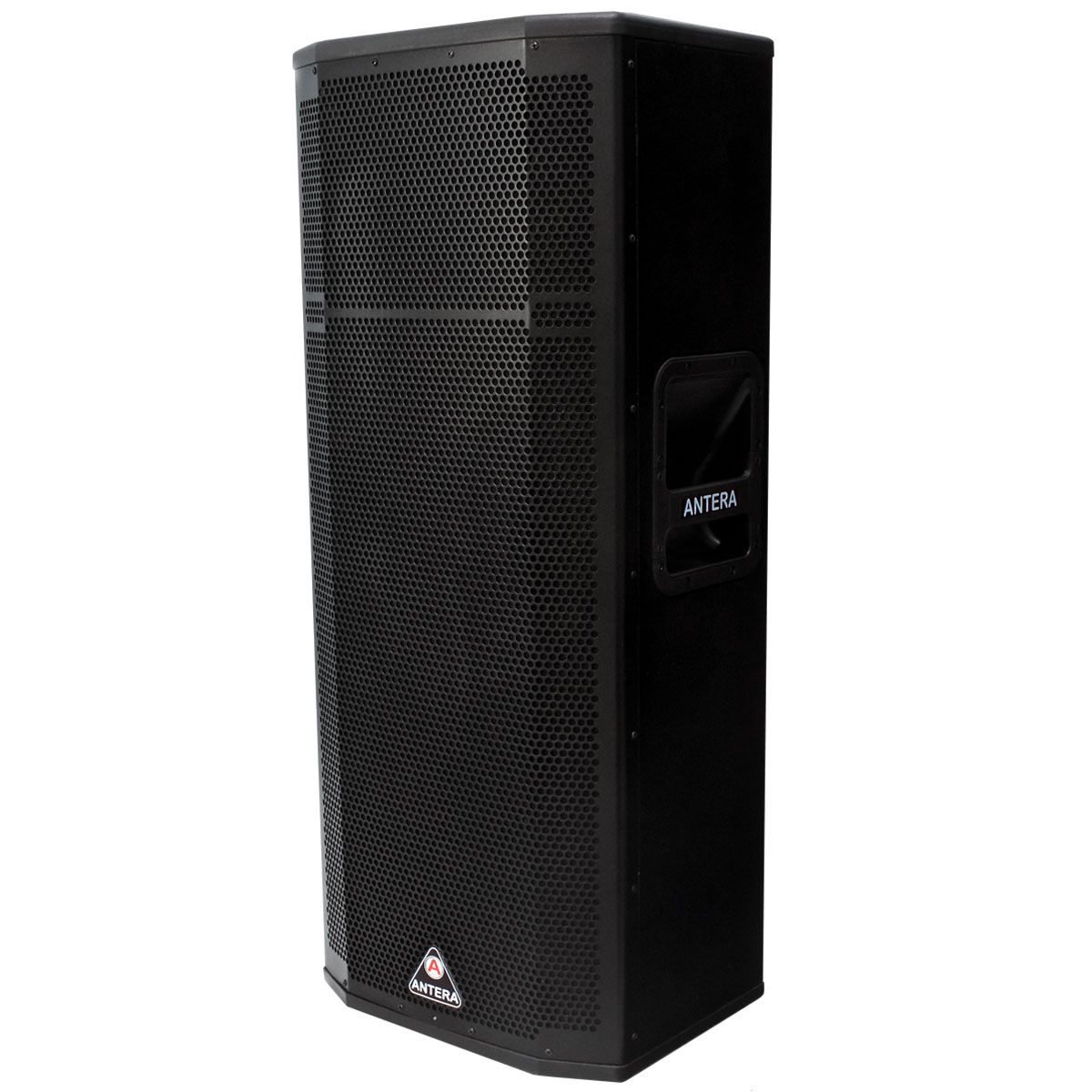 Caixa Ativa Fal 2x12 Pol 600W c/ FLY - HPS 12.2 A Antera