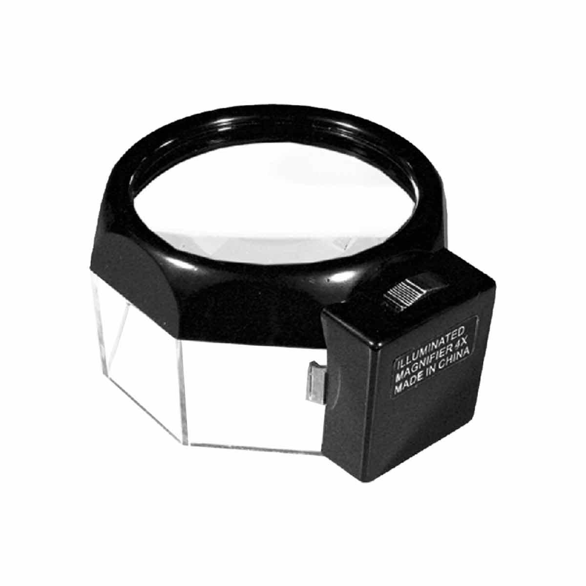 Lupa 85mm c/ Iluminação MG 13104 - CSR