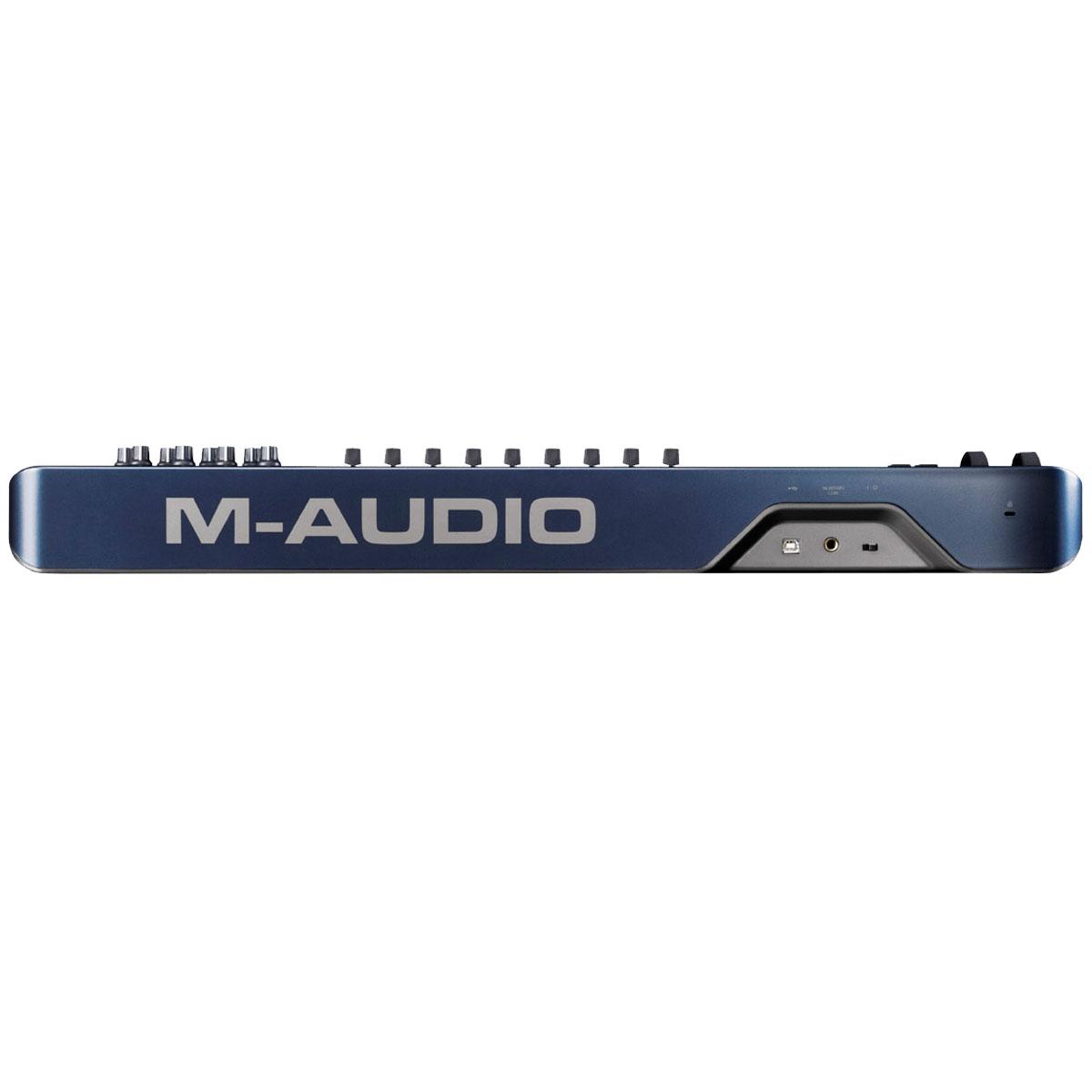 Teclado Controlador MIDI 49 Teclas c/ USB - Oxygen 49 M-Audio