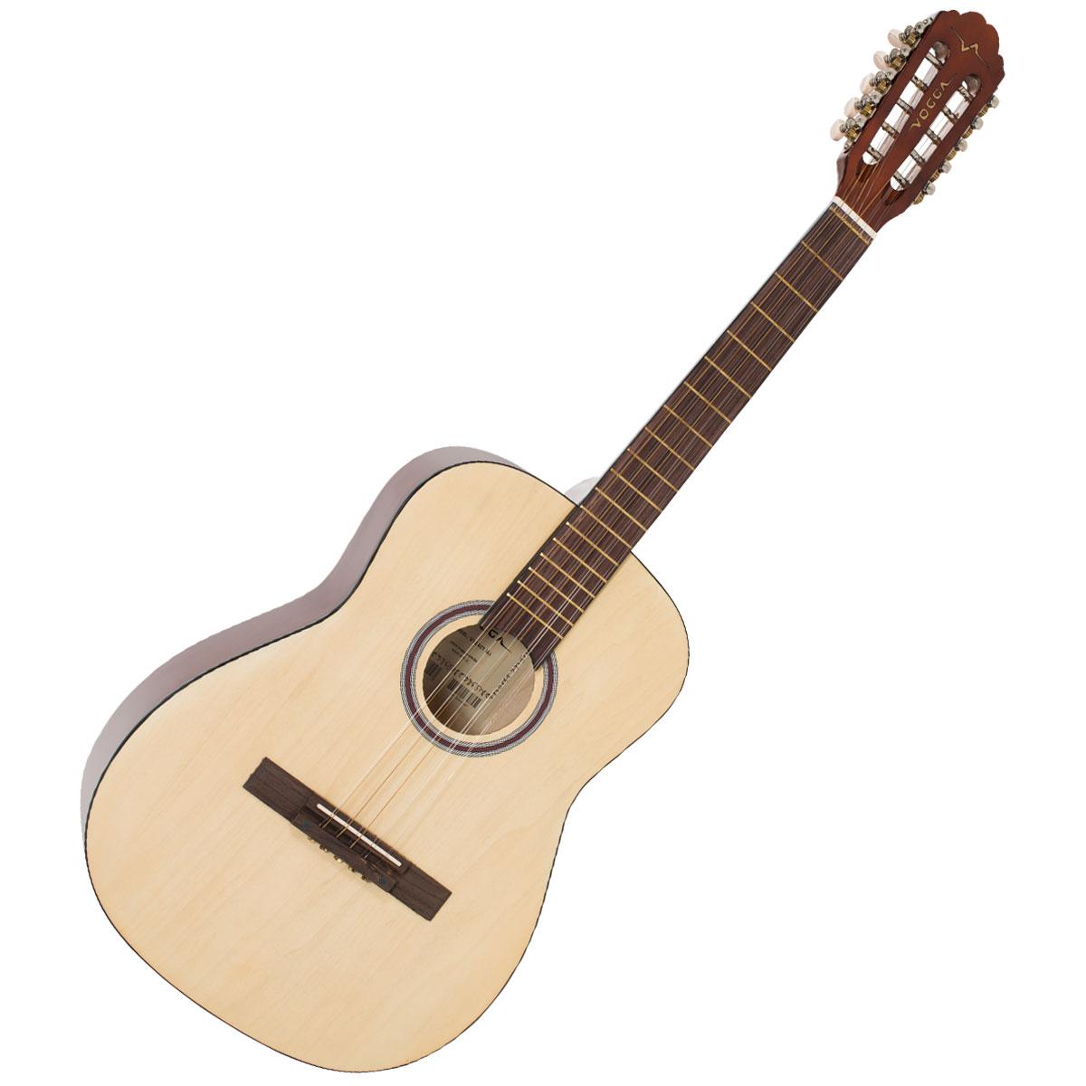 Viola Caipira 4 Cordas Acústica - VVL 401 NT Vogga