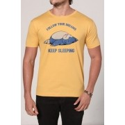 Camiseta Follow Your Dreams - Masculina