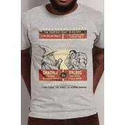Camiseta The Greatest Fight In History - Masculina