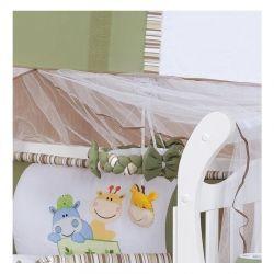 Móbile para Berço de Bebê - Turminha da Floresta