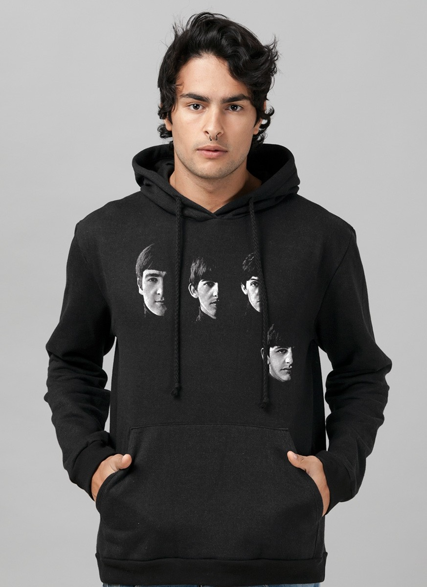 Moletom With The Beatles