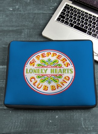 Capa Para Notebook The Beatles Sgt. Pepper's Lonely Hearts Club Band