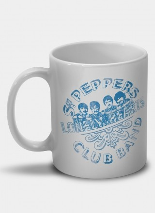Caneca The Beatles Sgt. Pepper's