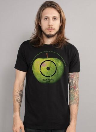 Camiseta Unissex The Beatles Apple LP Basic