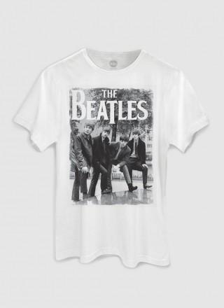 Camiseta Unissex The Beatles Hey What's That