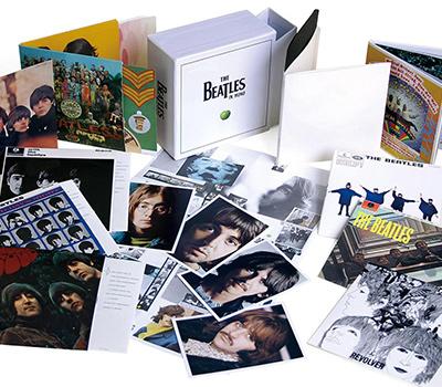 CDs, DVDs e LPs