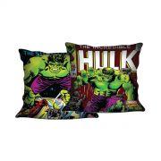 Almofada de Veludo MARVEL Hulk Ação