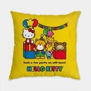 Almofada Hello Kitty Birthday Party