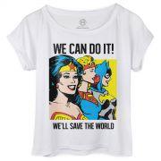 Blusa Feminina Power Girls We Can Do It!