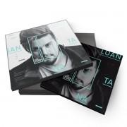Box Livro + CD Luan Santana 10 Anos