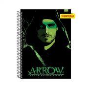 Caderno Arrow Green Vector 10 Matérias