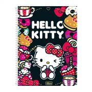 Caderno Hello Kitty Candys 1 Matéria