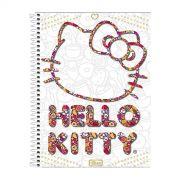Caderno Hello Kitty White 1 Matéria