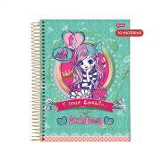 Caderno TodaTeen I Love Fashion 10 Matérias