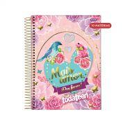 Caderno TodaTeen Mais Amor Por Favor 10 Matérias