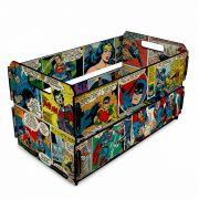 Caixote de Feira DC Comics HQ