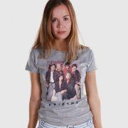 Camiseta Feminina Friends I'll Be There for You