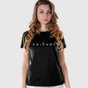 Camiseta Feminina Friends Logo