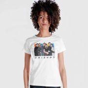 Camiseta Feminina Friends Season 3