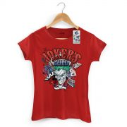 Camiseta Feminina The Joker Wild